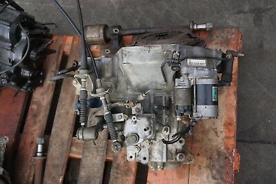 JDM 92-99 HONDA PRELUDE H22A 5 SPEED TRANSMISSION 2.2l Vtec Manual Transmission