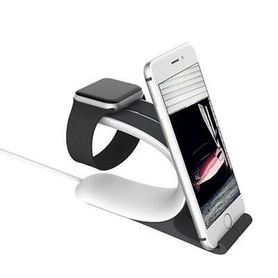 LOCA Mobius Universal Charging Stand Holder Mount for Apple Watch Phone Tablet