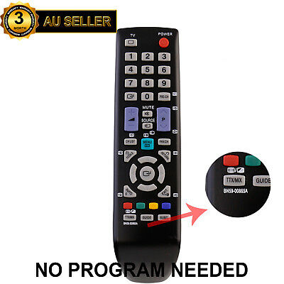 New TV Remote Control BN59-00865A BN5900865A fit for Samsung LCD LED TV