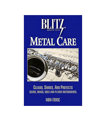 Blitz Treated Polishing Cloth for Gold or Silver