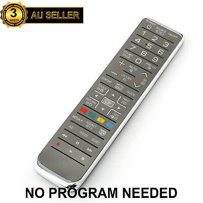New 3D TV Remote BN59-01054A sub BN59-01051A for All SAMSUNG Smart TV's (silve)