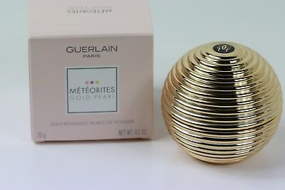 Guerlain Meteorites Gold Pearl Holliday 2017 Limited Edition Brand New In Box!