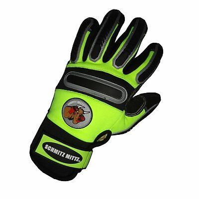 Schmitz Mittz Utility Armor Non Waterproof Extrication Gloves JUST MARKED DOWN