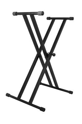 Onstage Keyboard Stand Double Braced X