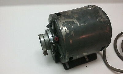 G.E Carbonator Motor  used tested! Works good, Looks Bad.