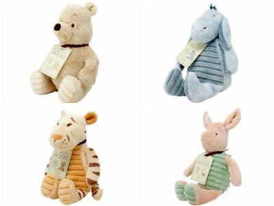 Disney Classic Winnie The Pooh Soft Toy Collection - Choose Character