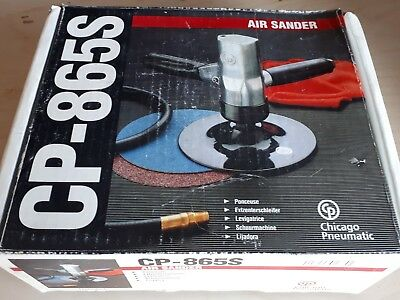 New Chicago Pmeumatic air sander CP-865S