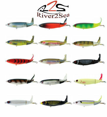 River2Sea Whopper Plopper 90 Topwater Bait - Assorted Colors