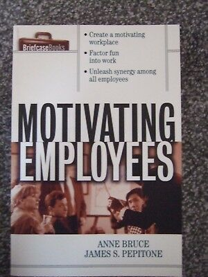 Motivating Employees Anne Bruce & James S Pepitone, Become a Motivating Manager
