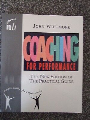 Coaching for Performance Second Edition John Whitmore