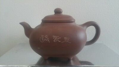 Master Class Handmade Authentic Vintage Chinese Teapot