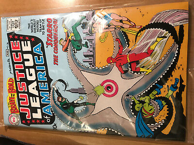 The Brave And The Bold #28 DC Justice League of America CoA Reprint Lootcrate