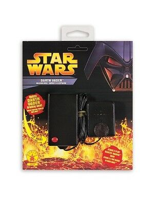 Darth Vader Breathing Device With Sound