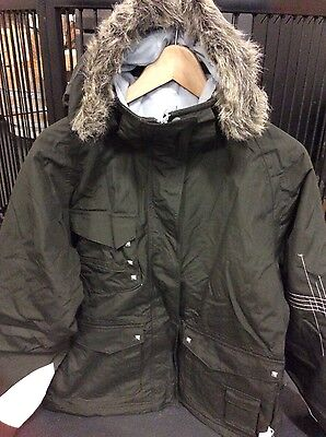 Womens Ski Snowboard Jacket SIZE 12 (medium) BRAND NEW WITH TAGS