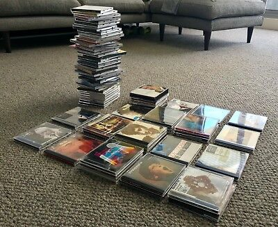 70 Mixed Lots Of Cds