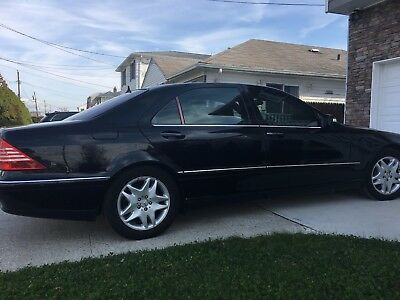 2003 Mercedes-Benz S-Class  Mercedes-Benz S 430,2003,DVR,DVD,Android with mirror,Rear camera.Rides like new.