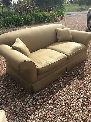 moran lounges couches 2 x 3 seaters