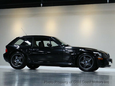 2002 Bmw Z3 M 2002 Bmw M Coupe S54 Motor 5-Speed Manual Only 47K Miles Appreciating Asset Nice