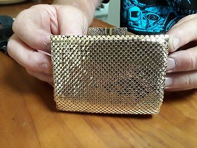 Glomesh Vintage  Purse/Wallet Brand New with box genuine