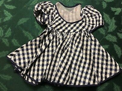 "American Character Doll Dress -1950's for 24"" Sweet Sue doll"