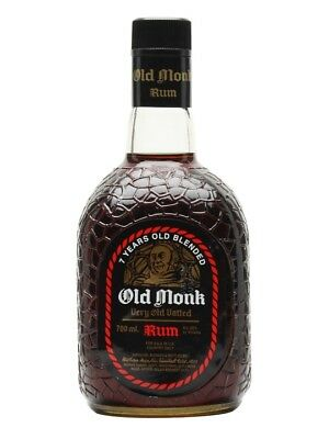 Old Monk 7 Year Old Rum (700ml)