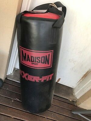 Madison Sport Exer-Fit Boxing Bag