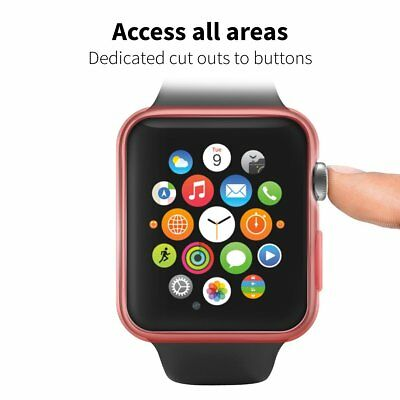 Orzly Ultimate Pack For Apple Watch (42 Mm) - Gift Pack Includes Orzly Compact S