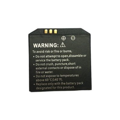 High Capacity Smart Watch Rechargable Battery For Omate Truesmart &Amp; X01 X01S