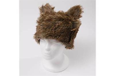 12 x Russian Cossack Hats faux fur (funky novelty ears) wholesale bargain
