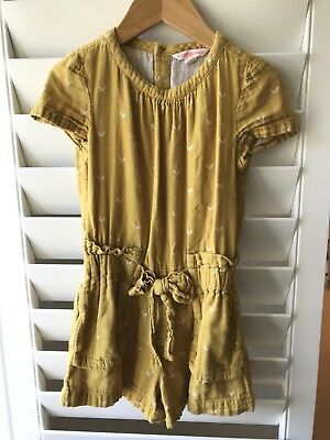country road girls size 5 Play suit