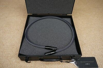 Transparent Generation 5 Xl 110 Ohm Aes/ebu Digital Cable (Model Xla Es1)