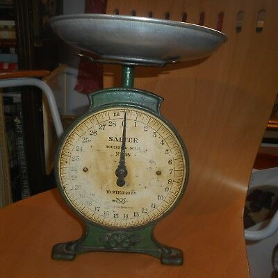 vintage salter no 46 household scales (replacement bowl)