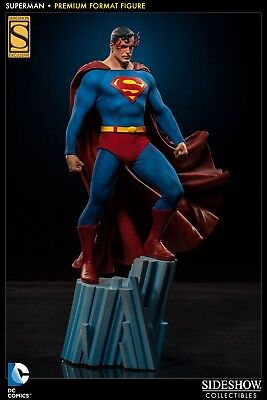 Superman Sideshow Collectibles Premium Format Exclusive