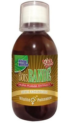 Bois Bande Extra Strong Arome Menthe - 200 ml - Divers - Aphrodisiaques - banana