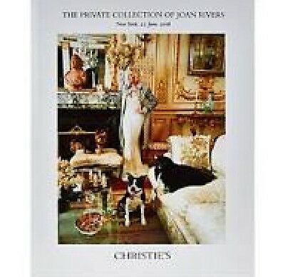 The Private Collection of JOAN RIVERS, June 22, 2016 Christies Catalog