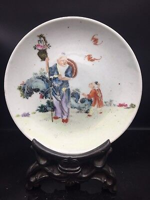Antique Chinese Families Rose Sauce 18th Century