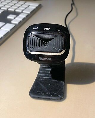 Microsoft HD Webcam für Skype, Facetime, USB