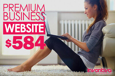 HOT SPECIAL: Premium Custom Business Website | $584 Fully Implemented | 70% OFF