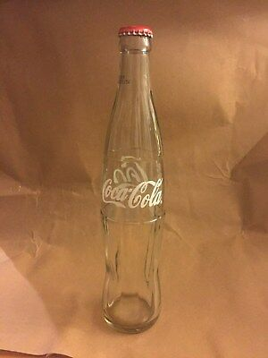 Thailand-Coca-Cola-Coke-Bottle 11 inch -Collectible