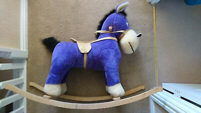 New Children Kids marvelous ROCKING HORSE L-105cm H-86 cm Traditional Toy