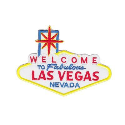 WELCOME to LAS VEGAS nevada Patch iron-on