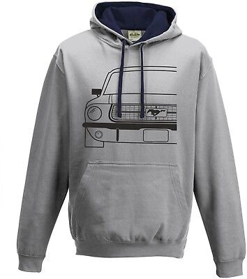 Ford Mustang I ´67 Hoodie Pullover