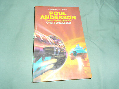 Orbit Unlimited by Poul Anderson (Paperback, 1976)