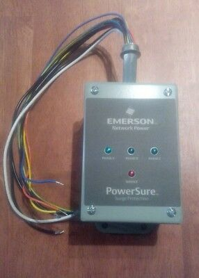 Emerson Network Power  LPM120Y100A PowerSure Surge Protection