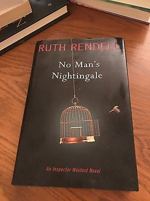 No Man's Nightingale : An Inspector Wexford Novel by Ruth Rendell (2013,...