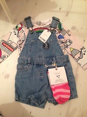 Girls Next Outfit 12-18 Months Brand New