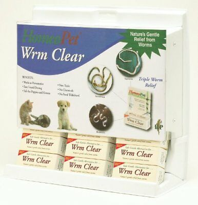 Homeopathic Wrm Clear Display - 14784 - Bci