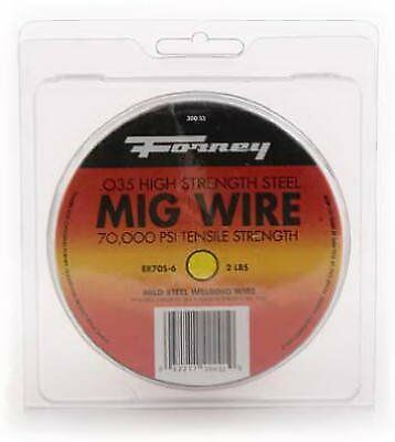 "Forney 42291 .03"" ER70S-6 Weld Wire 2 Lb"