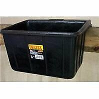 Fortex Rubber Over The Fence Feeder for Horses 18-Quart
