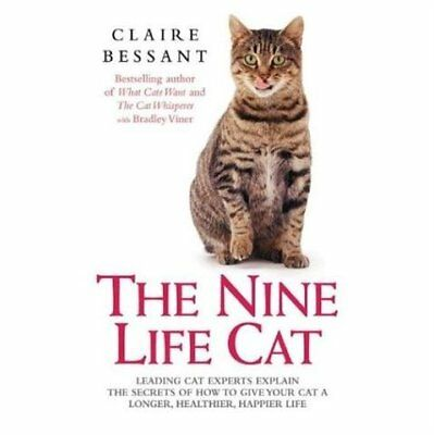 Barrons Books The Nine Life Cat Book